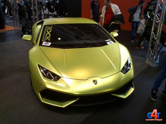 Lamborghini Huracan Tuning World Bodensee 2015