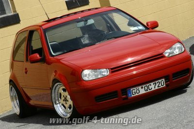 Roter Tuning Golf IV