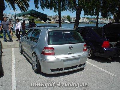 Golf 4 silber aus Brasilien