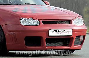 Rieger Frontspoiler Golf 4