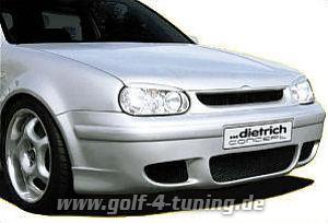 Dietrich Frontspoiler Golf 4 RS