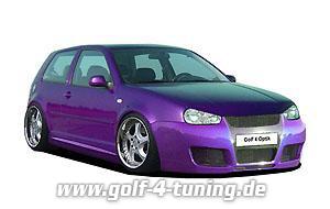 IN Frontspoiler Golf 4 GTI