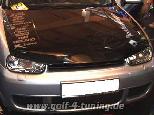 Motorhaube Carbon Golf 4