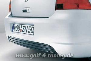 Orginal R Line Heckspoiler Golf 4