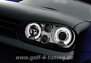scheinwerfer golf 4 hella lichtringe led scheinwerfer. Black Bedroom Furniture Sets. Home Design Ideas