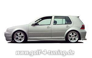 JE Design Seitenschweller Golf 4
