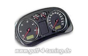 Tachoringe Chrom Golf 4