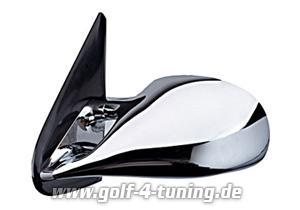 Sportspiegel Chrom Golf 4