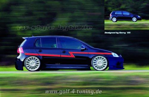Golf 5 GTI Carmodding