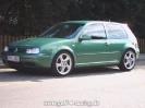 Gast grüner Golf 4 V5