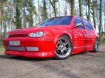 Gast Roter Golf iv Tuning 7