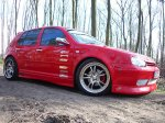 Gast Roter Golf iv Tuning 8