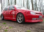 Gast Roter Golf iv Tuning 1