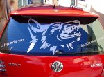 Gast Roter Golf iv Tuning 5