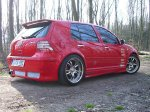 Gast Roter Golf iv Tuning 9