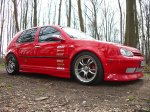 Gast Roter Golf iv Tuning 2