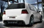 Heckspoiler GTRS Golf4 Regula Tuning