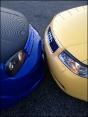 Audi Front vs. Golf 4 Front Detail